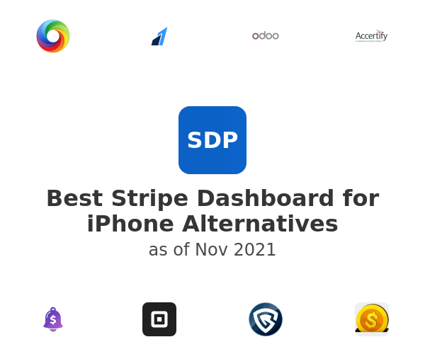 Best Stripe Dashboard for iPhone Alternatives