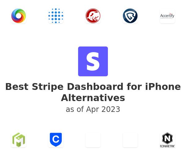 Best Stripe Dashboard for iPhone Alternatives