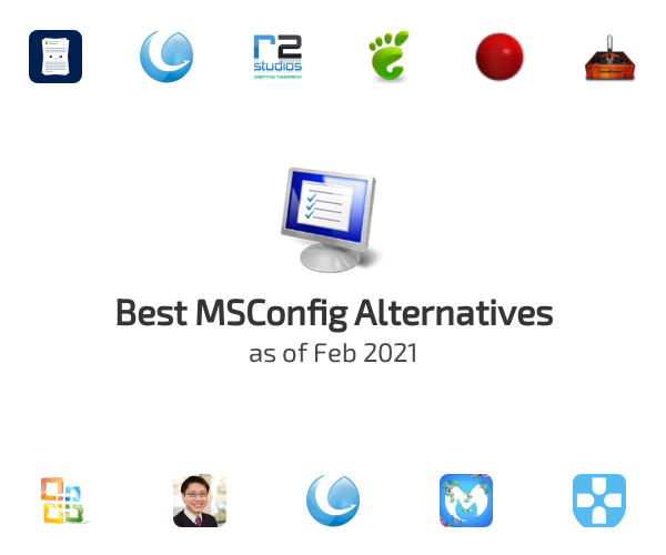 Best MSConfig Alternatives