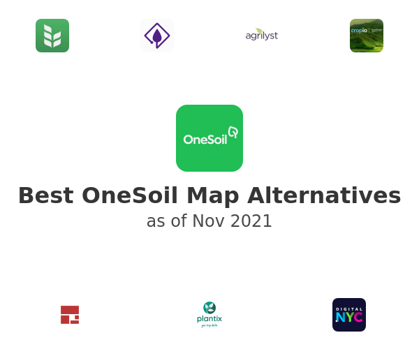 Best OneSoil Map Alternatives