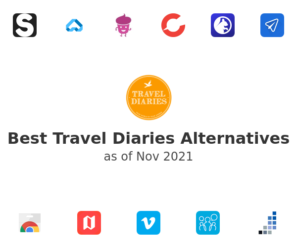 Best Travel Diaries Alternatives
