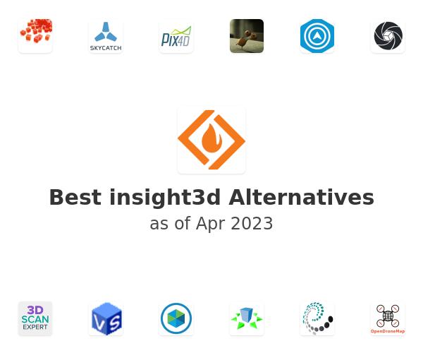 Best insight3d Alternatives