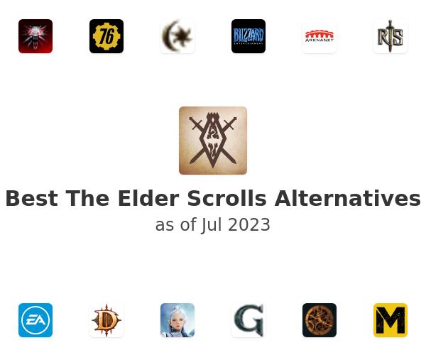 Best The Elder Scrolls Alternatives
