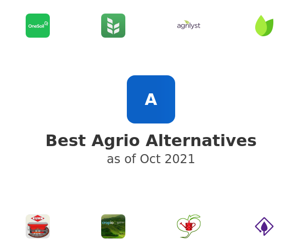 Best Agrio Alternatives