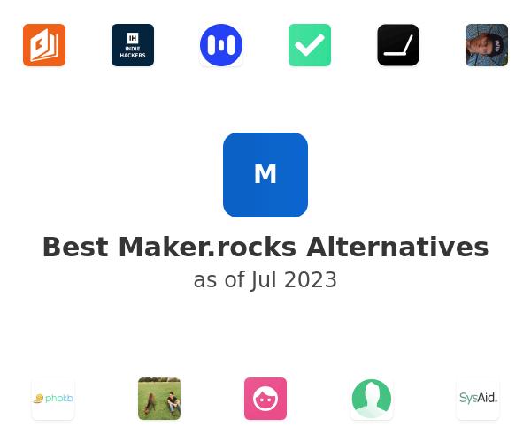 Best Maker.rocks Alternatives