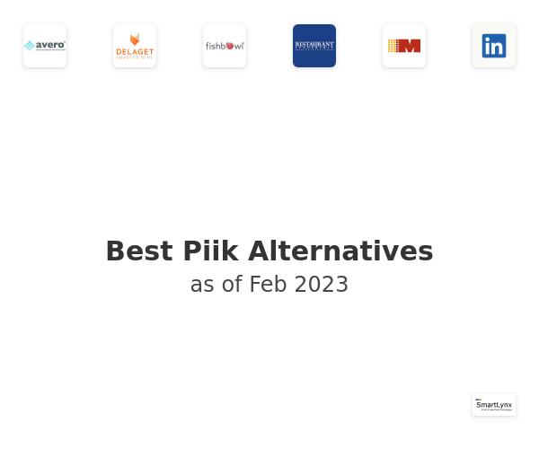 Best Piik Alternatives
