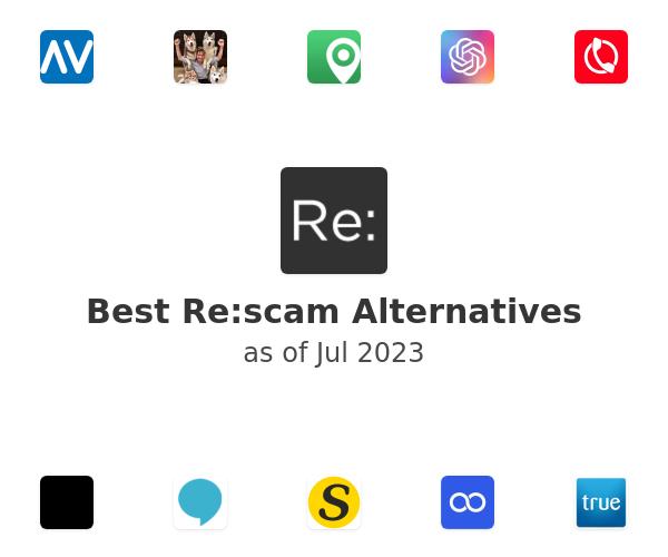 Best Re:scam Alternatives