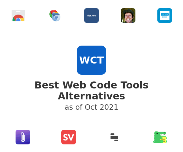 Best Web Code Tools Alternatives