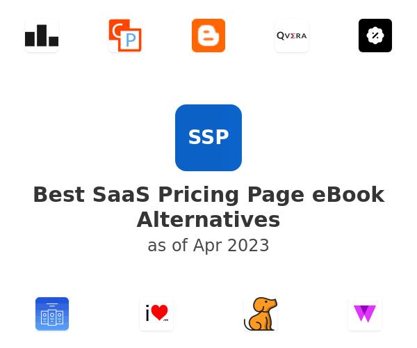 Best SaaS Pricing Page eBook Alternatives