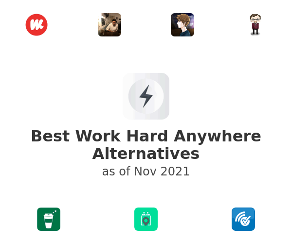 Best Work Hard Anywhere Alternatives