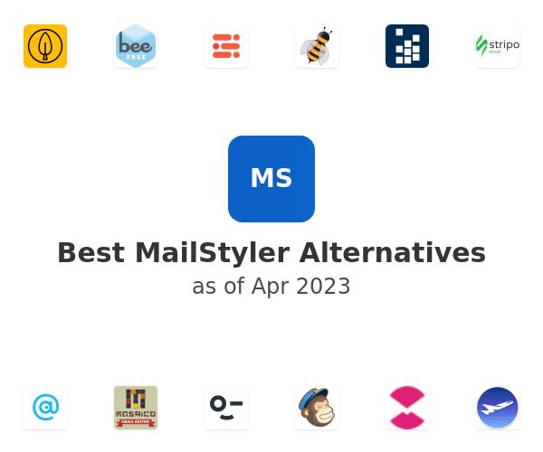 Best MailStyler Alternatives