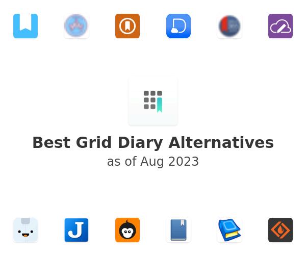 Best Grid Diary Alternatives
