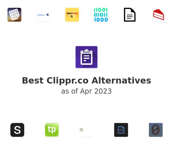 Best Clippr.co Alternatives
