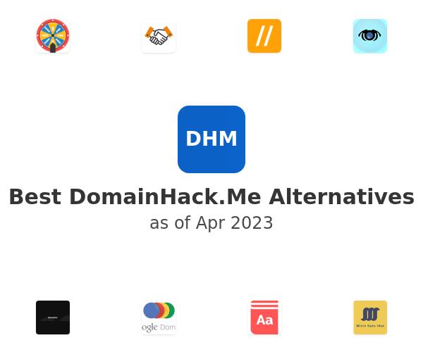 Best DomainHack.Me Alternatives