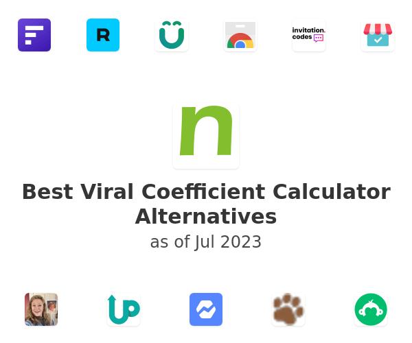 Best Viral Coefficient Calculator Alternatives