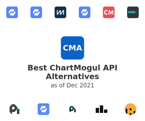 Best ChartMogul API Alternatives