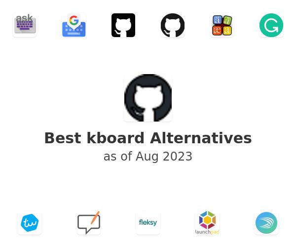 Best kboard Alternatives