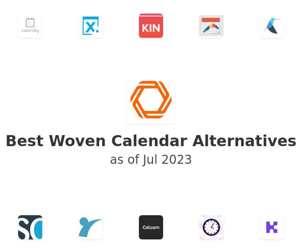 Best Woven Calendar Alternatives