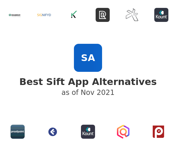Best Sift App Alternatives