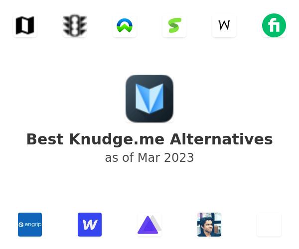 Best Knudge.me Alternatives