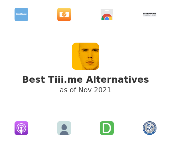 Best Tiii.me Alternatives