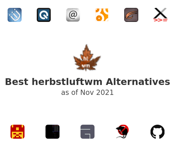 Best herbstluftwm Alternatives