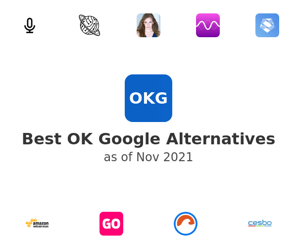 Best OK Google Alternatives