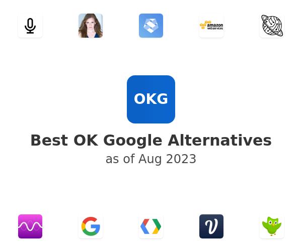 Best OK Google Alternatives