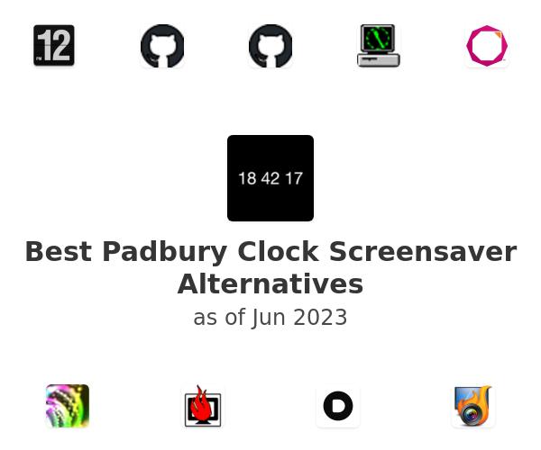 Best Padbury Clock Screensaver Alternatives