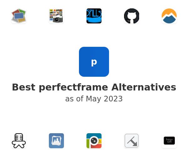 Best perfectframe Alternatives