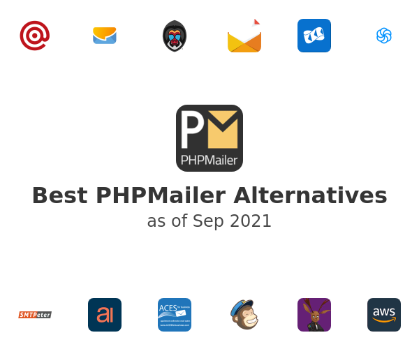 Best PHPMailer Alternatives