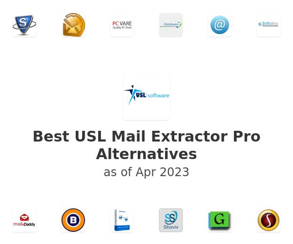 Best USL Mail Extractor Pro Alternatives