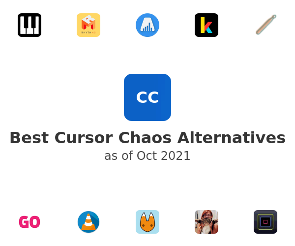 Best Cursor Chaos Alternatives