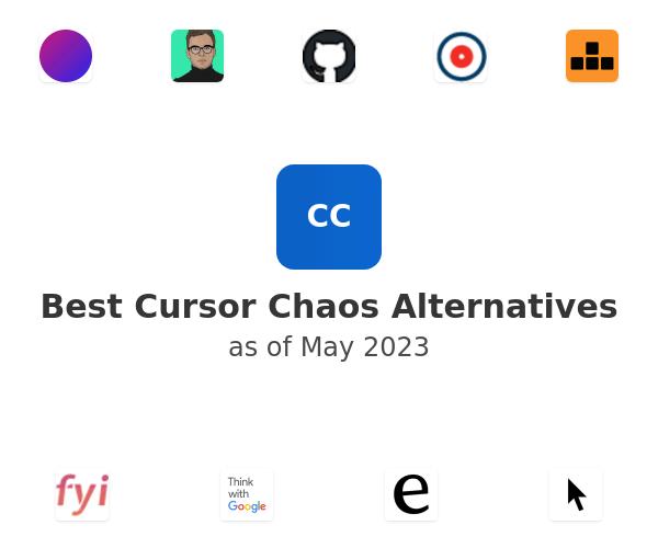 Best Cursor Chaos Alternatives