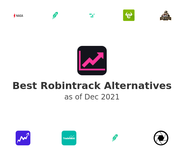 Best Robintrack Alternatives