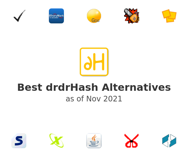 Best drdrHash Alternatives