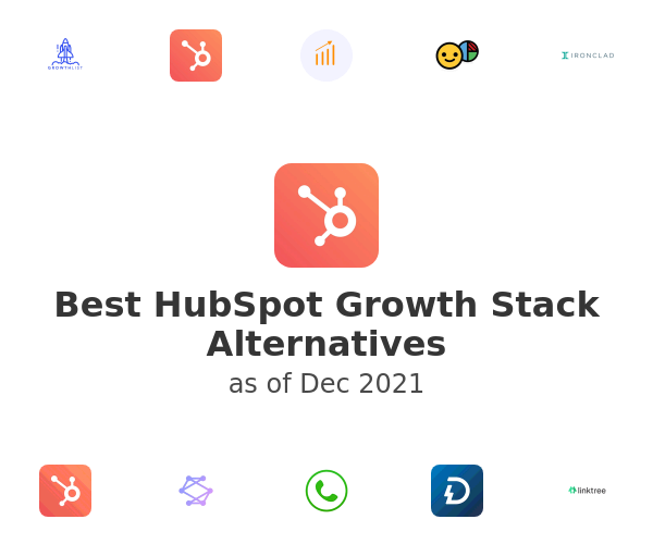 Best HubSpot Growth Stack Alternatives