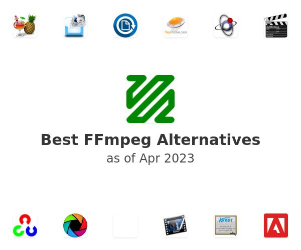Best FFmpeg Alternatives