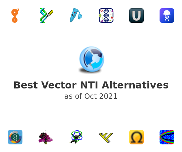 Best Vector NTI Alternatives