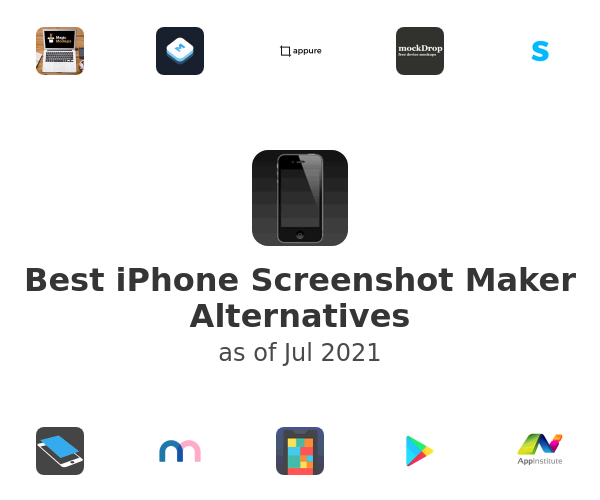 Best iPhone Screenshot Maker Alternatives