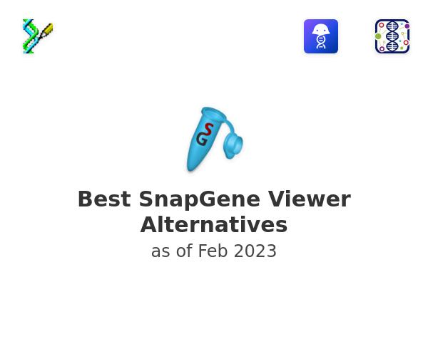 Best SnapGene Viewer Alternatives