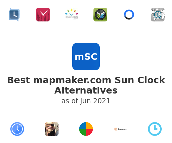Best Sun Clock Alternatives