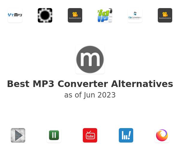Best MP3 Converter Alternatives