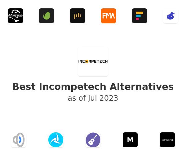 Best Incompetech Alternatives