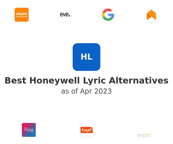 Best Honeywell Lyric Alternatives