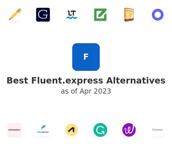 Best Fluent.express Alternatives