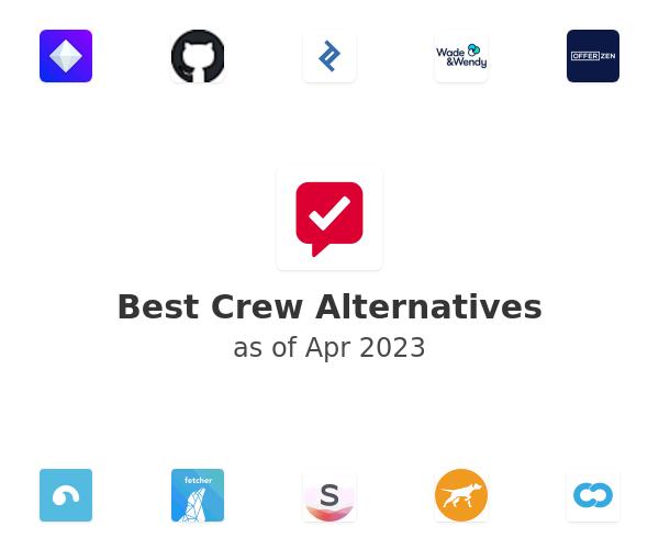 Best Crew Alternatives