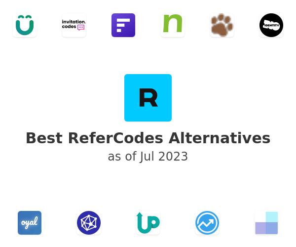 Best ReferCodes Alternatives