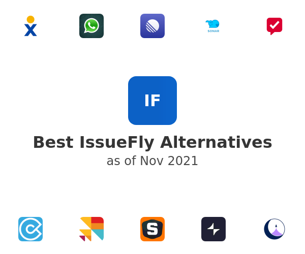 Best IssueFly Alternatives