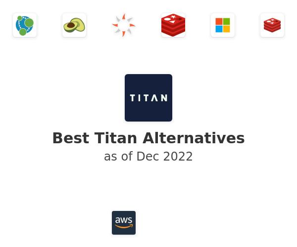 Best Titan Alternatives